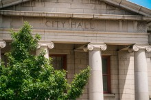 City hall photo