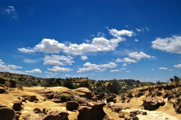 Photo of Corral Bluffs open space