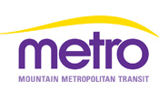 This link goes to Mountain Metro Home Page