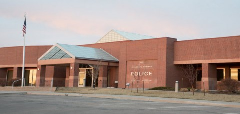 Gold Hill Police Substation