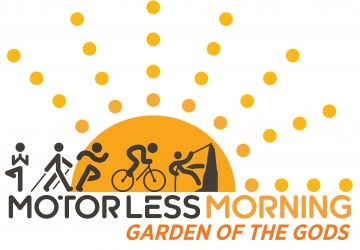 logo for motorless morning
