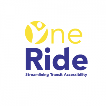 one ride logo