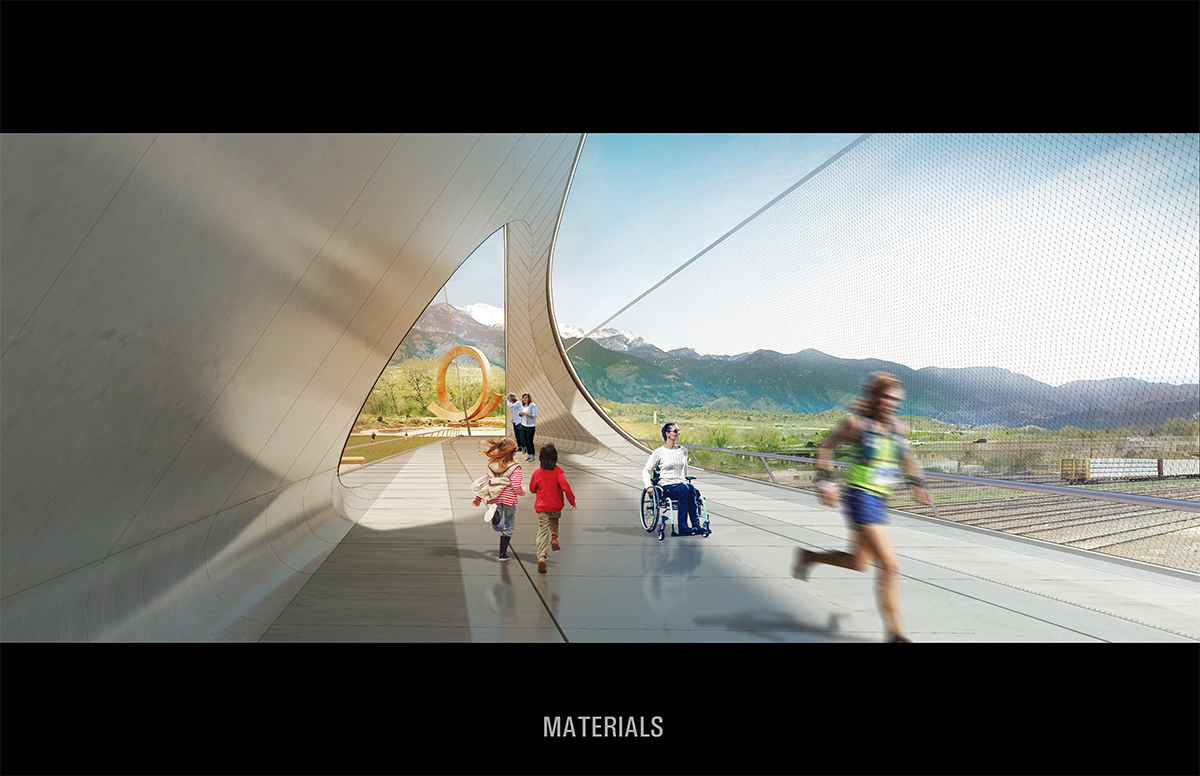 Rendering of project